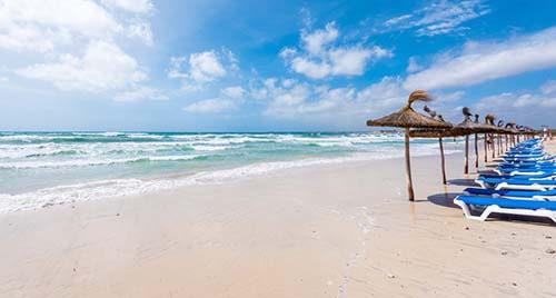Spiaggia Palma di Maiorca